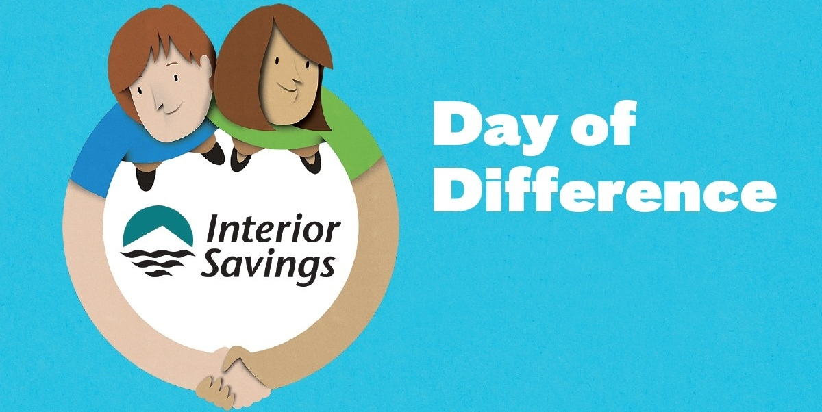 Day of Difference - Interior Savings Local Matters